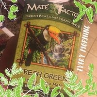 Yerba Mate Fresh Green Organic Tea uploaded by Taylor L.