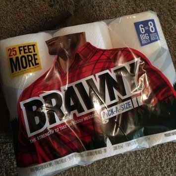 Brawny Paper Towels uploaded by Brianna S.