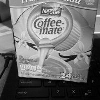 Nestlé Coffee-Mate Coffee Creamers French Vanilla - 24 CT uploaded by lucero P.