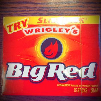 Photo of Wrigley's Big Red Cinnamon Gum Slim Pack - 15 CT uploaded by Karen S.