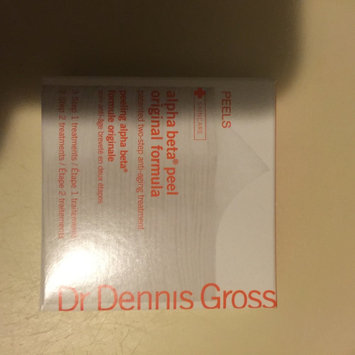 Photo of Dr. Dennis Gross Skincare Alpha Beta® Extra Strength Daily Peel uploaded by Cynthia N.