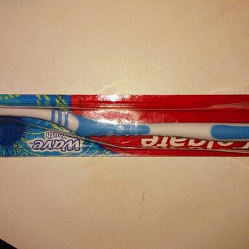 Photo of Colgate Wave Comfort Fit Toothbrush, Firm Full Head #99 (Pack of 6) uploaded by amanda b.