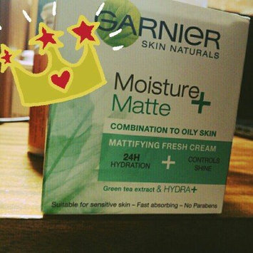 Garnier - Moisture Match Garnier Moisture Match Mattifying Fresh Cream - for Combination to Oily Skin 50ml uploaded by Reichel H.