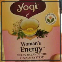 Yogi Tea Yogi Woman's Energy Tea uploaded by Meyda C.