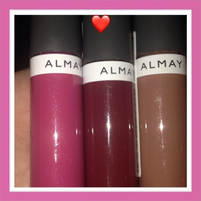 Almay Color + Care Liquid Lip Balm uploaded by Heather D.