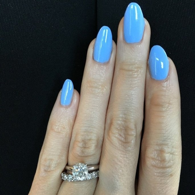 Sally Hansen Hard As Nails Xtreme Wear .4 oz Nail Color in Babe Blue uploaded by Jenny B.