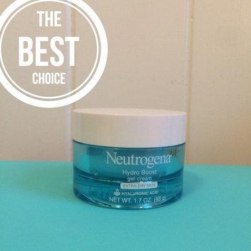 Neutrogena Hydro Boost Gel-Cream Extra-Dry Skin uploaded by Kat B.