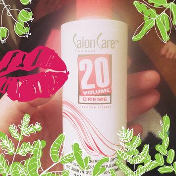 Photo of Salon Care 20 Volume Creme Developer 4 oz. uploaded by Ashley M.