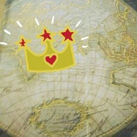 Magnetic Journal, World Map by Artists Loft uploaded by Ka H.