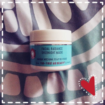 First Aid Beauty Facial Radiance Overnight Mask uploaded by Michelle A.