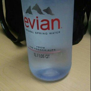 Evian® Natural Spring Water uploaded by Nicole J.