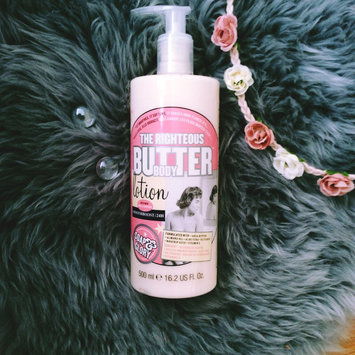Soap & Glory The Righteous Butter Body Lotion, 16.2 oz uploaded by Kathi G.