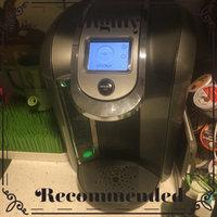 Keurig - 2.0 K550 4-cup Coffeemaker - Black/dark Gray uploaded by Stephanie S.