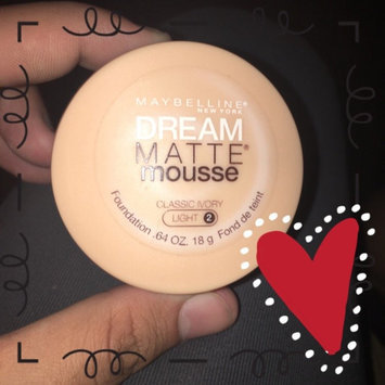Photo of Maybelline Dream Matte Mousse Concealer Corrector uploaded by Shelby B.