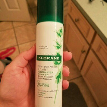 Photo of Klorane Dry Shampoo with Nettle uploaded by Layne A.
