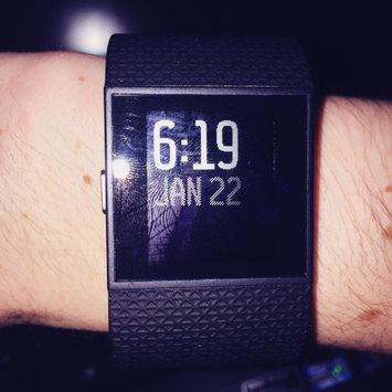 Fitbit Surge GPS Fitness Watch uploaded by Becca R.