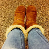 Women's Ugg 'Bailey Bow Ii' Genuine Shearling Lined Boot, Size 6 M - Brown uploaded by Dessy L.