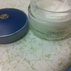 Photo of L'Oréal Paris® Skin Expertise Collagen Moisture Filler Day/Night Cream Daily Moisturizer 1.7 oz. Box uploaded by Allissa G.