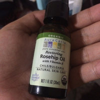 Aura Cacia Organic Skin Care Oil Restoring Rosehip uploaded by Zandrea B.