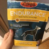 Zukes Enhance Endurance Chews Peanut Butter Formula 5oz uploaded by Claire M.