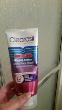 Clearasil Ultra Daily Face Wash Acne Medication uploaded by Carrie G.