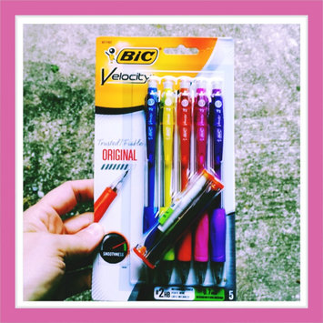 Photo of BIC Pencils Mechanical Pencil, Refillable, Rubbergrip, .7mm, Assorted uploaded by Maraina B.