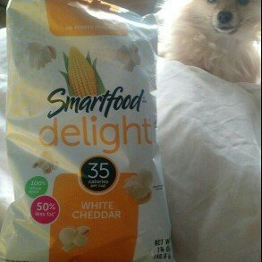 Photo of Smartfood® Delight® White Cheddar Cheese Popcorn uploaded by Marissa L.