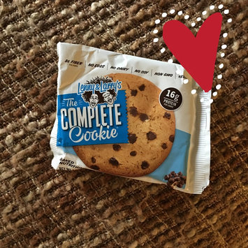 Lenny & Larry's The Complete Cookie, Chocolate Chip, 4 oz, 12 ct uploaded by Lena L.