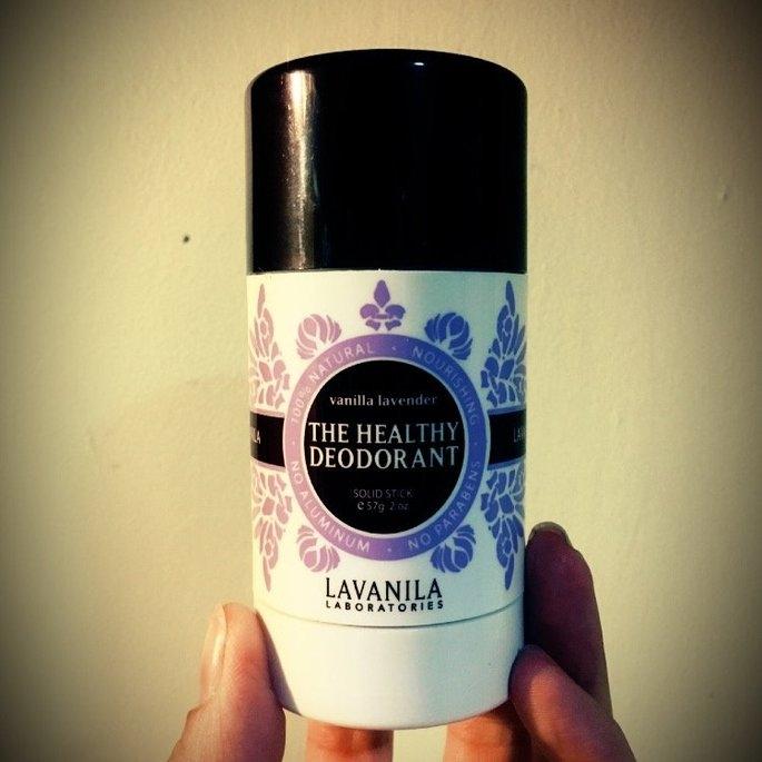 Lavanila Laboratories The Healthy Deodorant uploaded by Calli B.