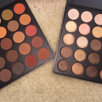 Morphe Brushes 35O 35 Color Matte Nature Glow Eyeshadow Palette uploaded by marissa d.