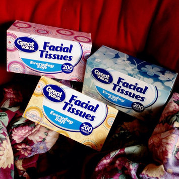 Great Value Facial Tissues, 200 sheets uploaded by Neisha B.