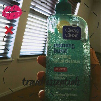 Photo of Clean & Clear® Morning Burst® Hydrating Facial Cleanser uploaded by Luz R.
