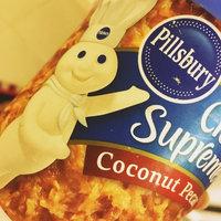 Pillsbury Creamy Supreme Frosting Coconut Pecan uploaded by Marjorie H.