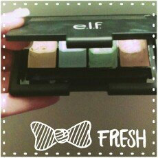 Photo of e.l.f. Corrective Concealer uploaded by Jennah M.