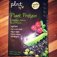 Plnt Protein uploaded by Nicole S.