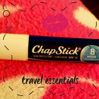 ChapStick® Lip Moisturizer Green Apple 3 ct Carded Pack uploaded by Amy M.