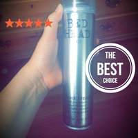 TIGI Bed Head Hard Head Hard Hold Hairspray uploaded by Haley D.