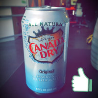 Canada Dry Original Sparkling Seltzer Water uploaded by Roxanne K.
