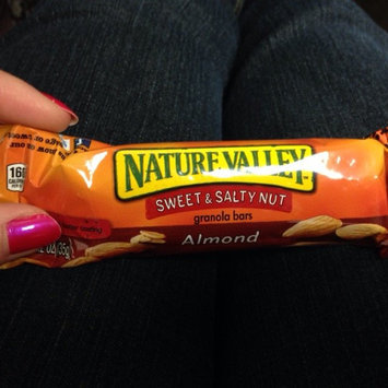 Nature Valley Sweet & Salty Nut Granola Bars Almond uploaded by Amber K.