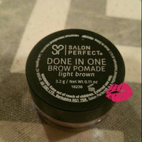 Salon Perfect Perfect Brow Pomade, Light Brown, 0.11 oz uploaded by Ofelia G.