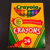 Crayola 24ct Crayons uploaded by Leah Helen T.