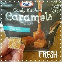 Kraft Candy Kitchen Sea Salt Soft Caramels 8 oz. Pouch uploaded by Dianna M.
