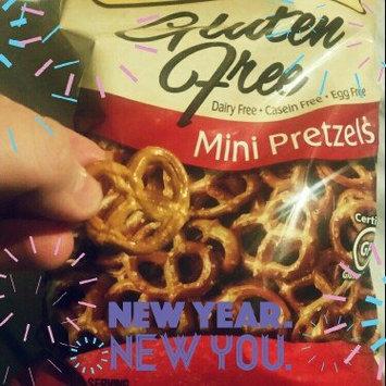 Snyder's Of Hanover Gluten-Free Mini Pretzels uploaded by Alyssa K.