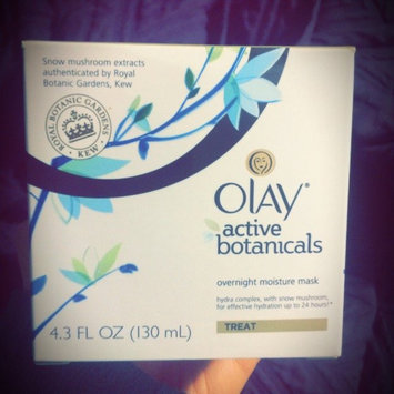Photo of Olay Active Botanicals Overnight Moisture Mask uploaded by Kristina N.