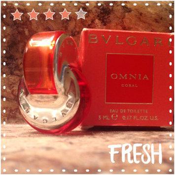 Photo of Bvlgari Omnia Coral by Bvlgari for Women - 5 ml EDT Splash (Mini) uploaded by Linden C.