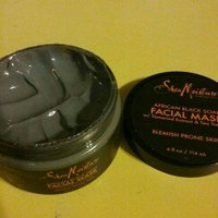 SheaMoisture African Black Soap Problem Skin Facial Mask uploaded by heather m.