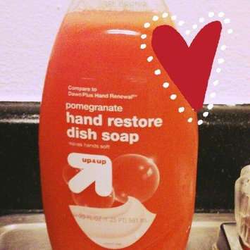 Photo of up & up Hand Wash Dish Soap - Pomegranate Scent - 20 oz uploaded by Alison G.