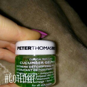 Peter Thomas Roth Cucumber Gel Masque uploaded by Holly N.