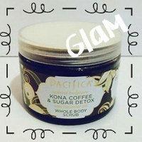 Pacifica Kona Coffee & Sugar Detox Whole Body Scrub uploaded by Alejandra B.