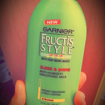 Garnier Fructis Style Sleek & Shine Anti-Humidity Smoothing Milk uploaded by Marieka B.